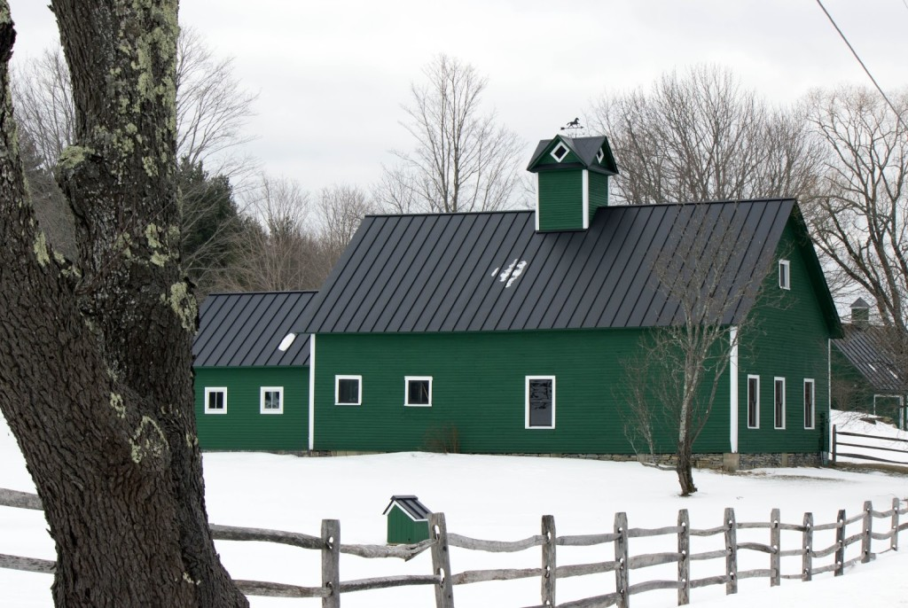 Forest Green Barn