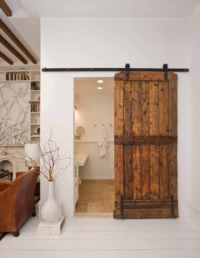 Wood Barn Doors Part 4. Barn Doors For Interior   Home Design Ideas