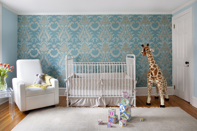 paint colors for the baby nursery