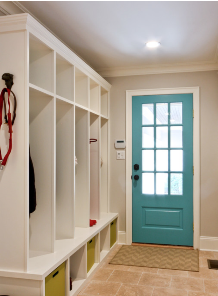 Front door color tips for Interior door construction