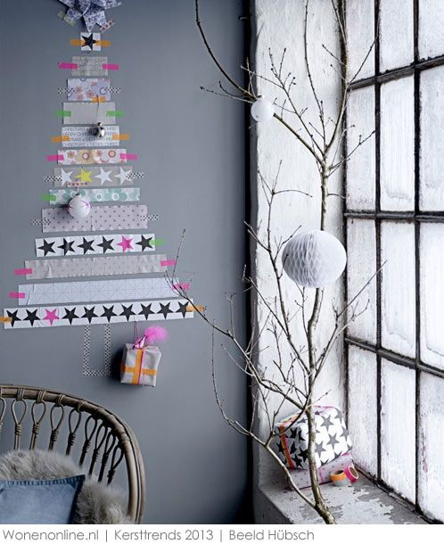 Decal Christmas tree
