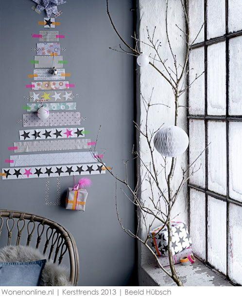 Decal Christmas tree