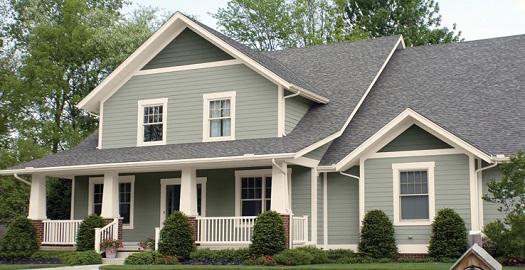 Coastal house color