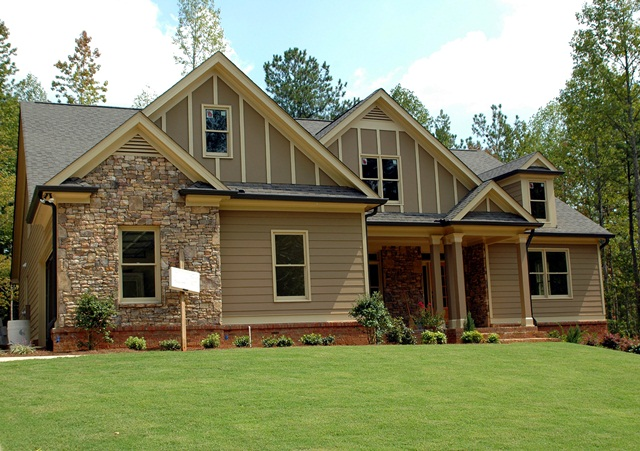 Exterior house color trends for Arts and crafts house colors