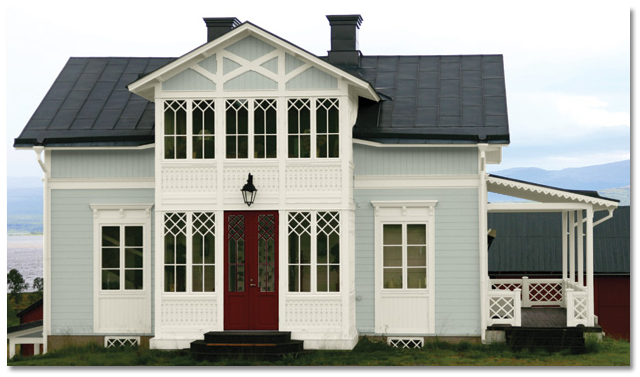 Exterior house color trends - Trending exterior house colors 2015 ...