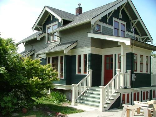 Green northwest home