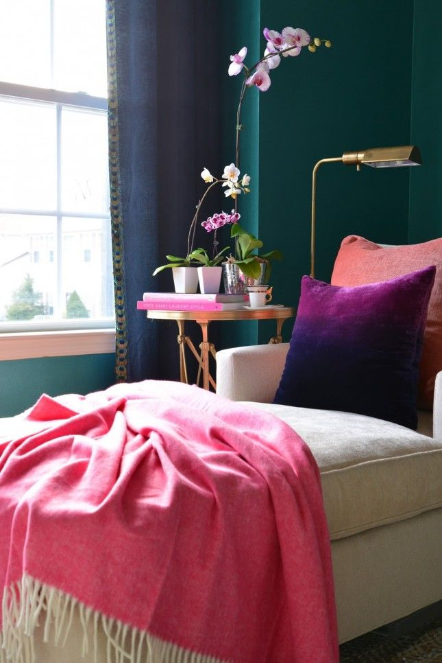 Jewel tones on your walls - What are jewel tones ...