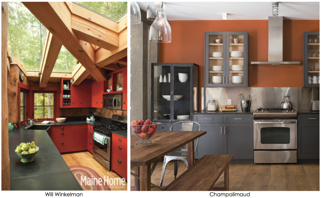 country kitchen color: beyond all white - amykranecolor