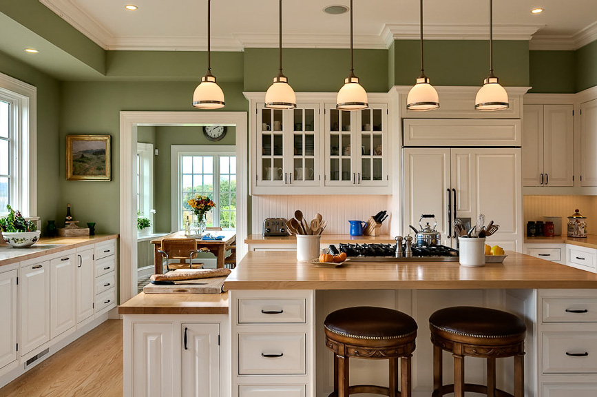 Delighful Country Kitchen Color Ideas 14 Reasons To Transform
