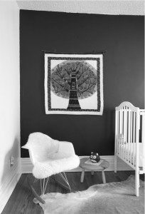 Black & White Nursery