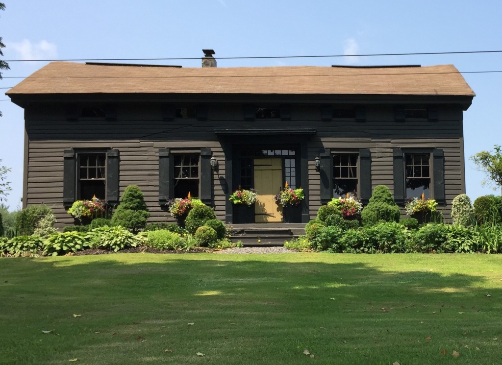 Columbia County Brown House