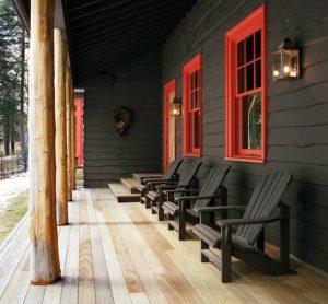Peter Pennoyer's Adirondack House