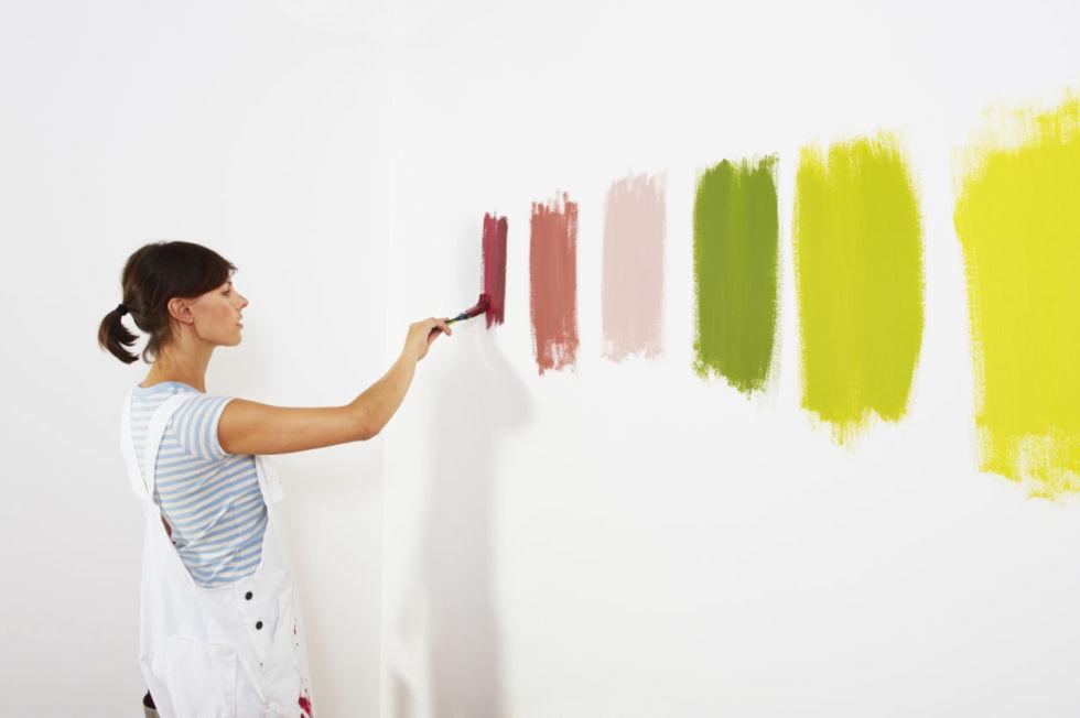 Amy Krane Color in Elle Decor