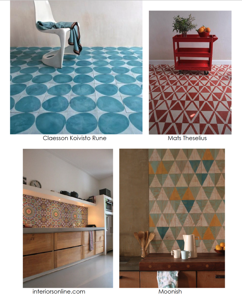 Read about Color in Our Blog - Amy Krane Color