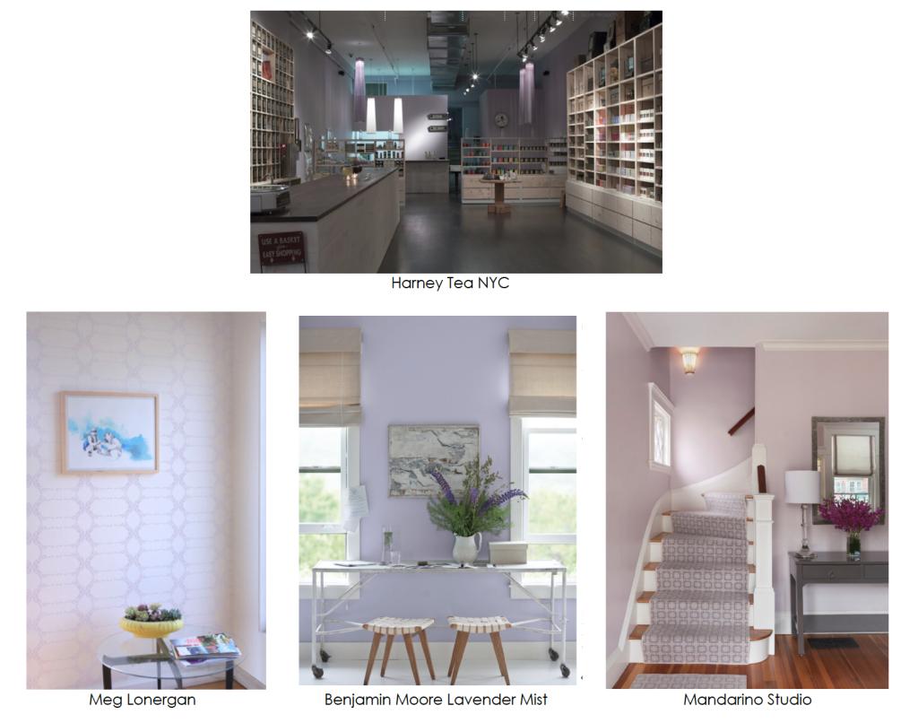 lavender rooms