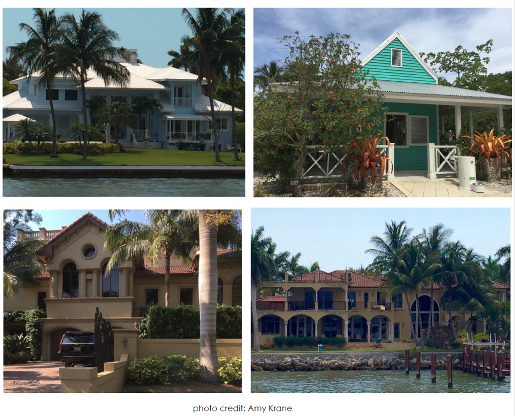 Exterior house colors for Florida