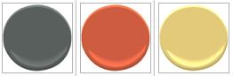 sophisticated color palette
