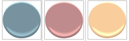 Benjamin Moore colors