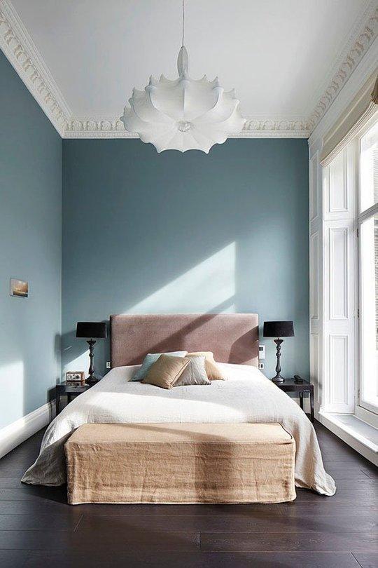 soothing bedroom