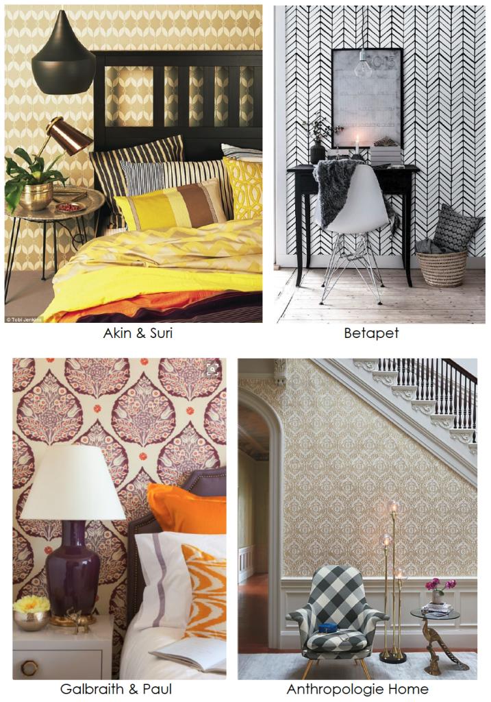 design trends wallpaper